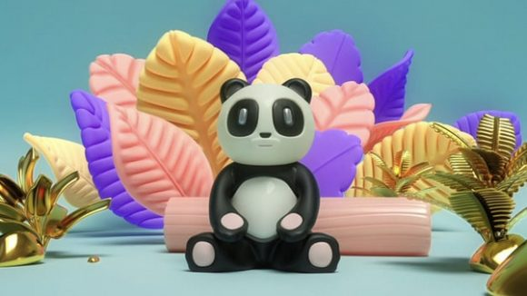 The Enlightenment of Cosmic Panda